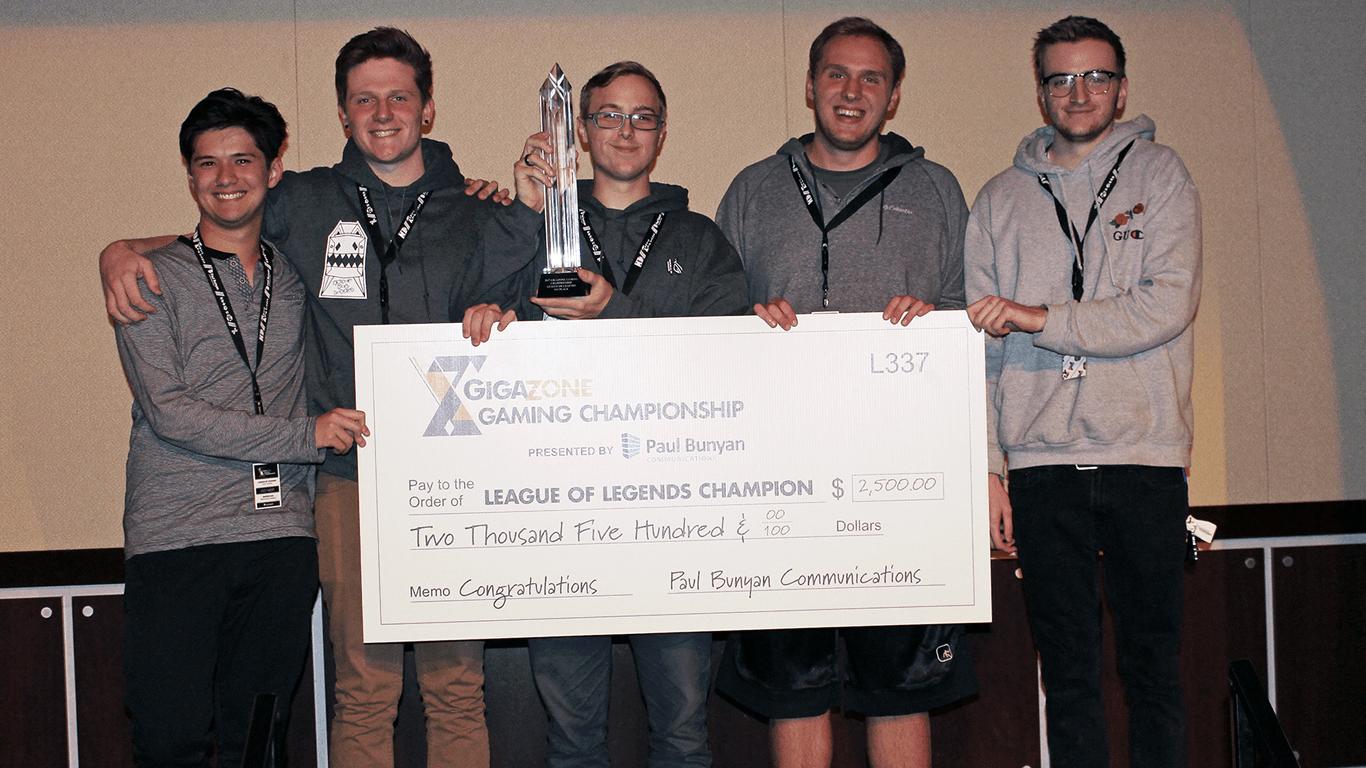 Go Next – GZGC17 1st place LoL Champion