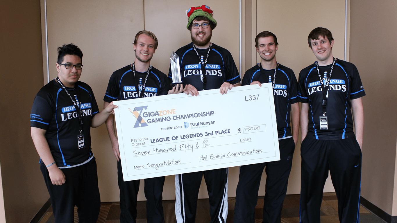 Iron Range Legends – GZGC17 2nd Place LoL Champion